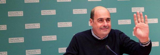 """Dopo voto: Zingaretti già pensa alla nuova giunta: """"I consiglieri non diventeranno assessori"""""""