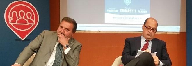Regione, verso la giunta, boatos: Zingaretti premia Panunzi con un assessorato d'area, ma lui resta consigliere, al suo posto una donna