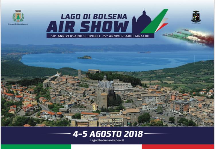 """Montefiascone, Air show: l'assessore Notazio:""""Le frecce tricolori voleranno sopra di noi"""""""