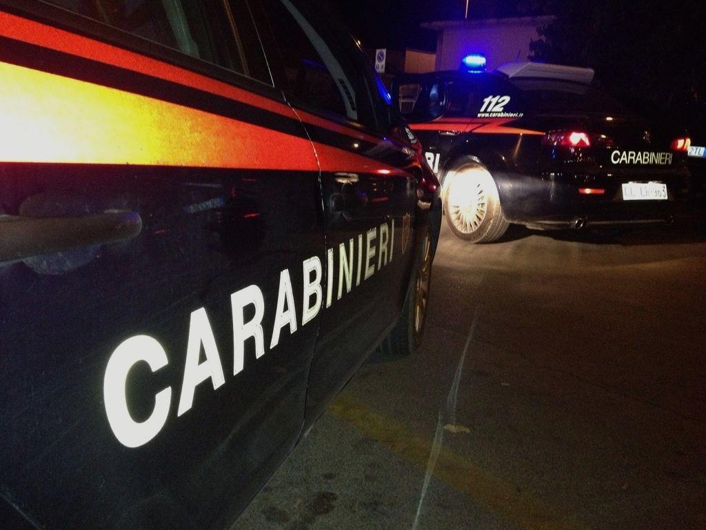 Lubriano, ricercato per rapina arrestato dai carabinieri