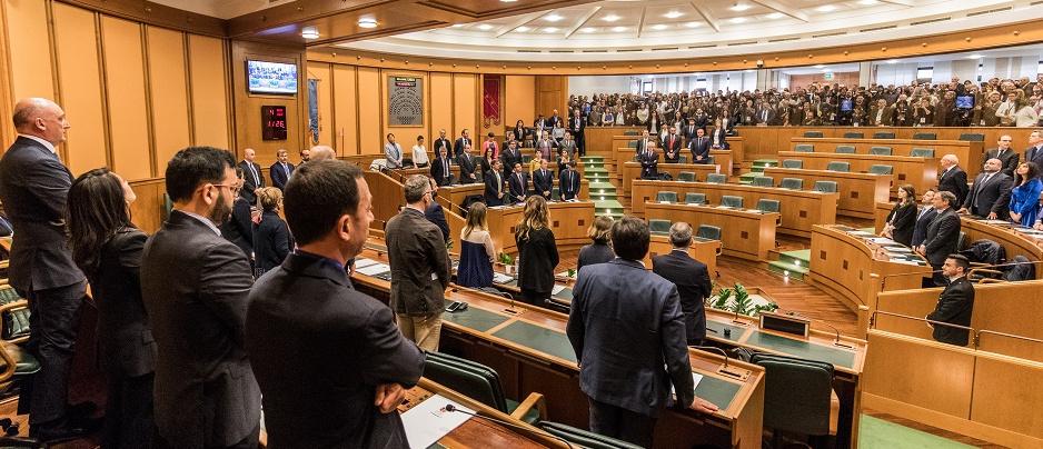 Lazio, insediato il consiglio regionale: Leodori presidente, Porrello e Palozzi i due vice