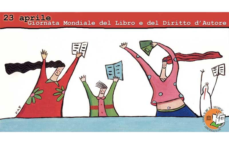 """23 aprile giornata mondiale del libro, il Comune di Viterbo partecipa al planetario """"invito alla lettura"""""""