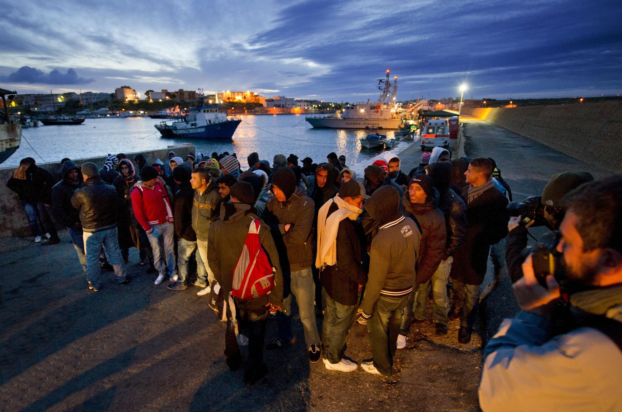 Incontri: dibattito di Casa Pound sul tema dell'immigrazione venerdì alle Terme Salus