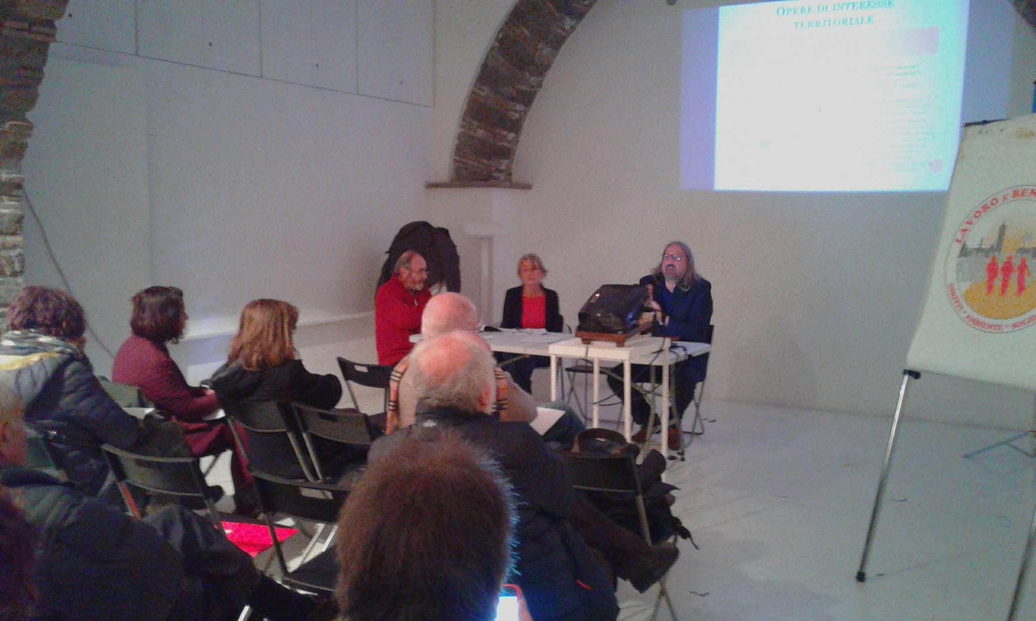 """""""Comunali"""": venerdì l'assemblea pubblica di Lavoro e Beni Comuni"""