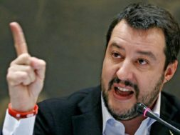 Salvini,28/2 manifestazione a Roma contro governo