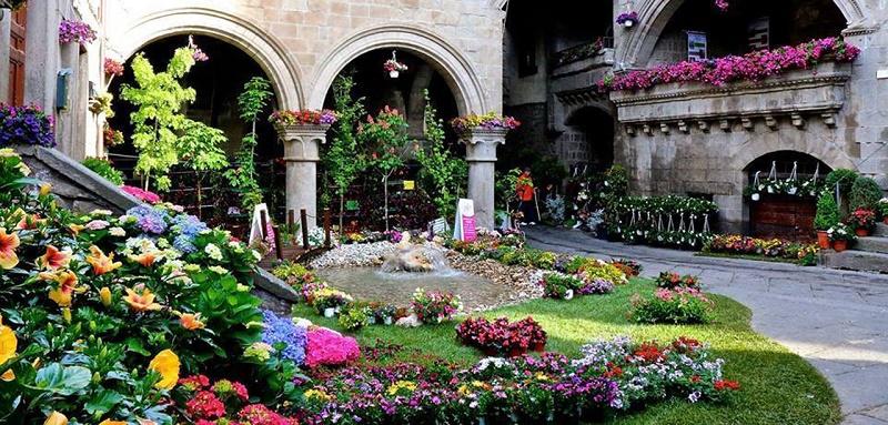 San Pellegrino in fiore, sei visite guidate per l'evento