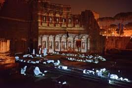 Roma, dal 21 aprile torna il Viaggio nei Fori di Cesare e Augusto