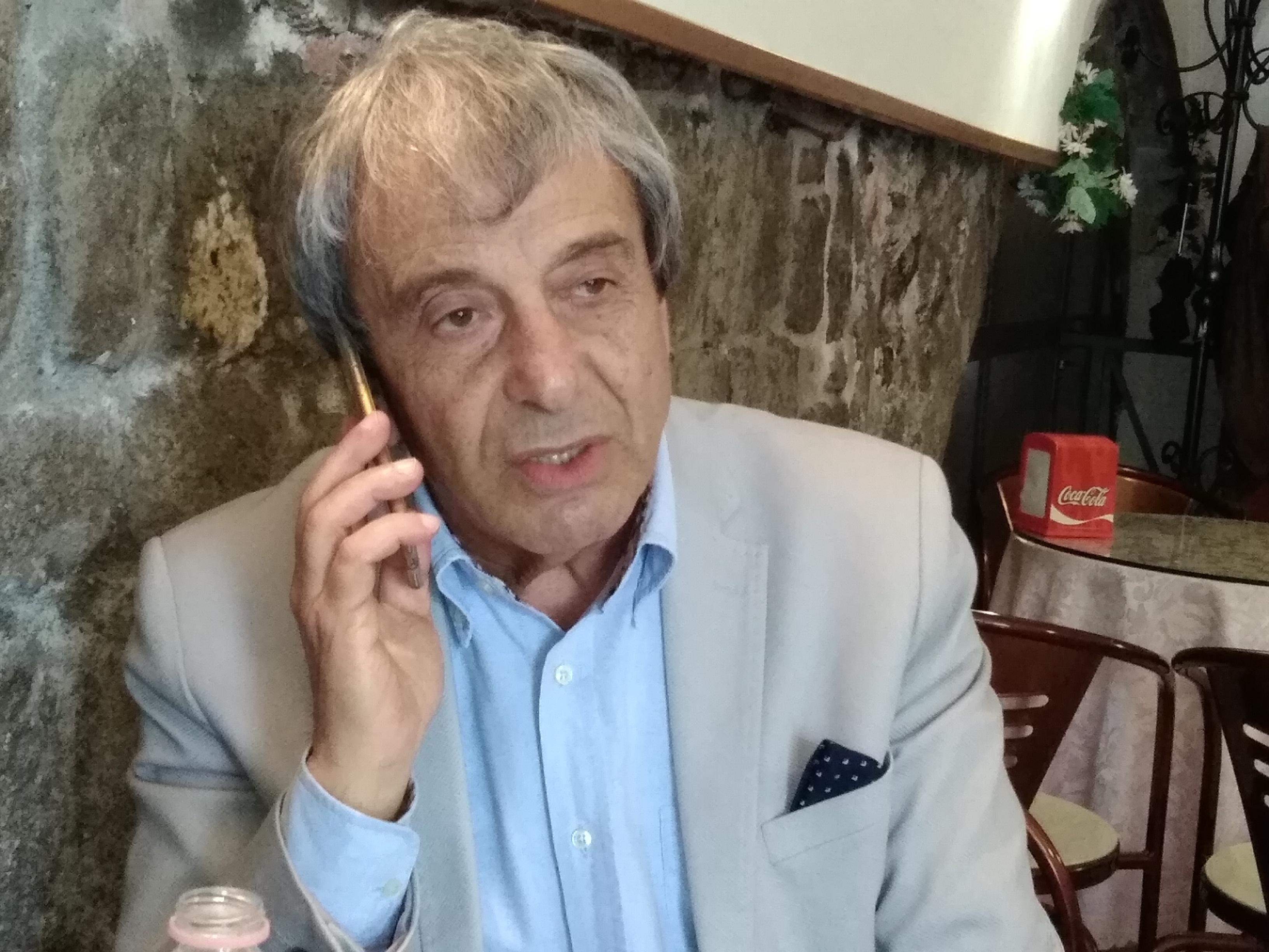 """L'intervista: """"Per Serra e Ciambella il primo turno delle comunali siano le """"primarie"""" del Pd"""", cittapaese.it incontra l'""""assessore indipendente"""" Tonino Delli Iaconi"""