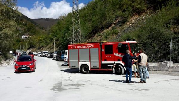 Ancora un tragico incidente sul lavoro: muore  operaio viterbese a Carrara