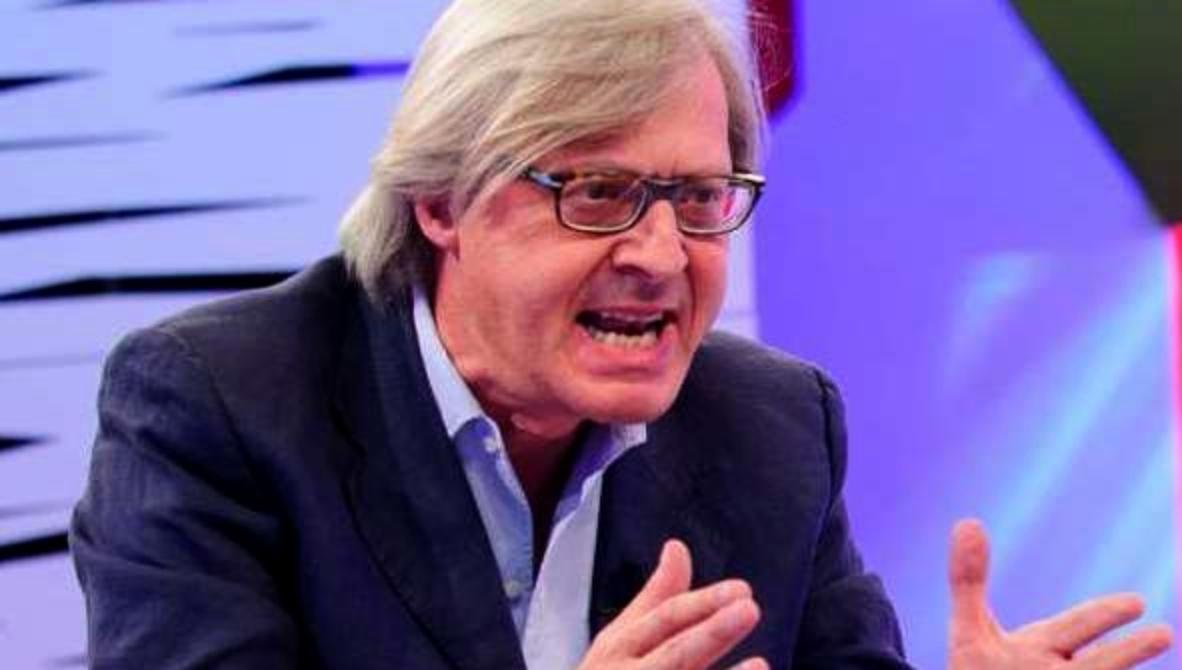 """Comunali Sutri: """"Scusi se il mio pensiero le è sembrato volgare"""", lettera di Sgarbi a Di Mauro"""