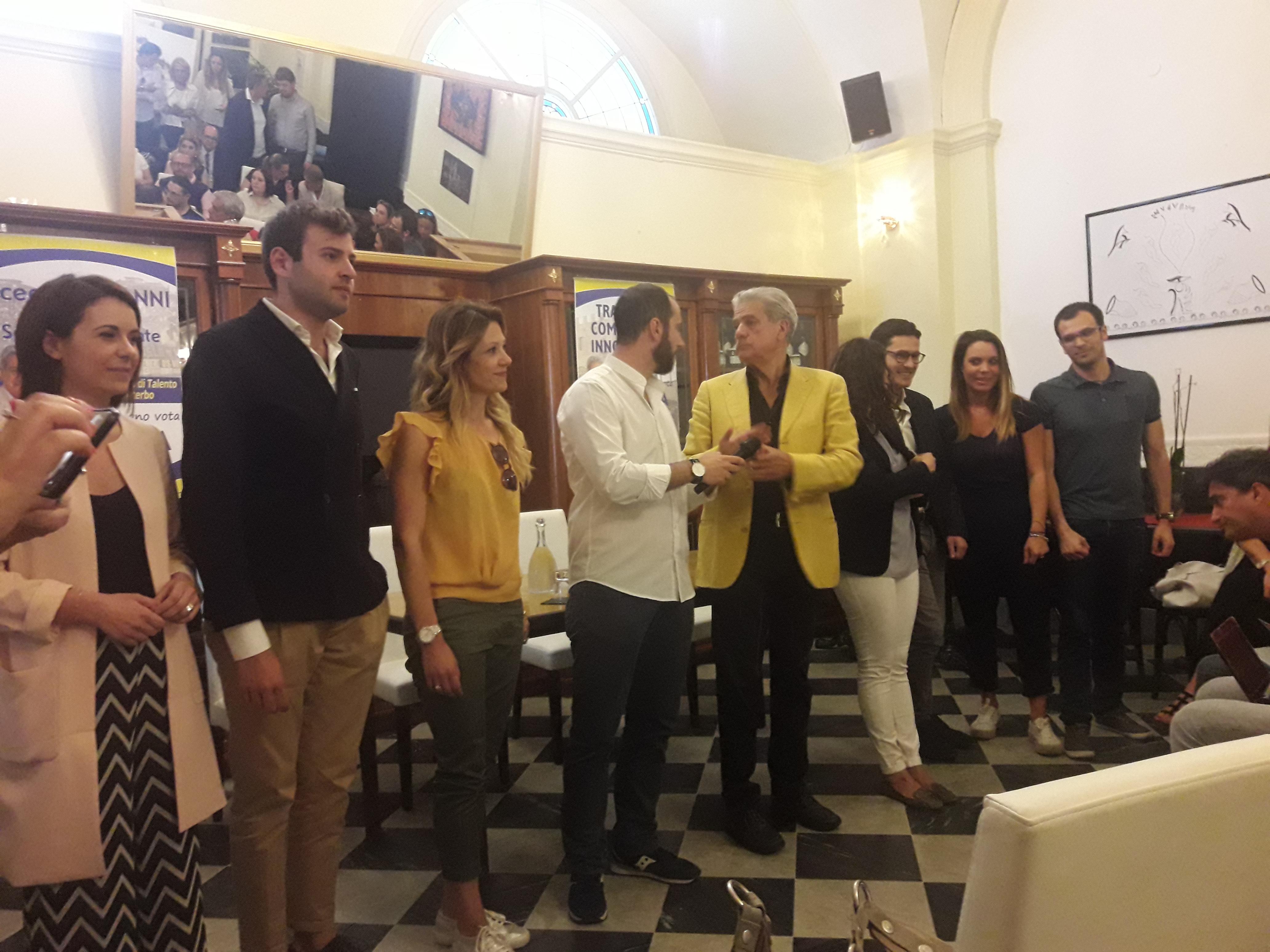 """Comunali: """"Noi abbiamo stile e moderazione"""", Giovanni Arena rilancia la sua campagna elettorale e dà spazio ai giovani di F.I."""