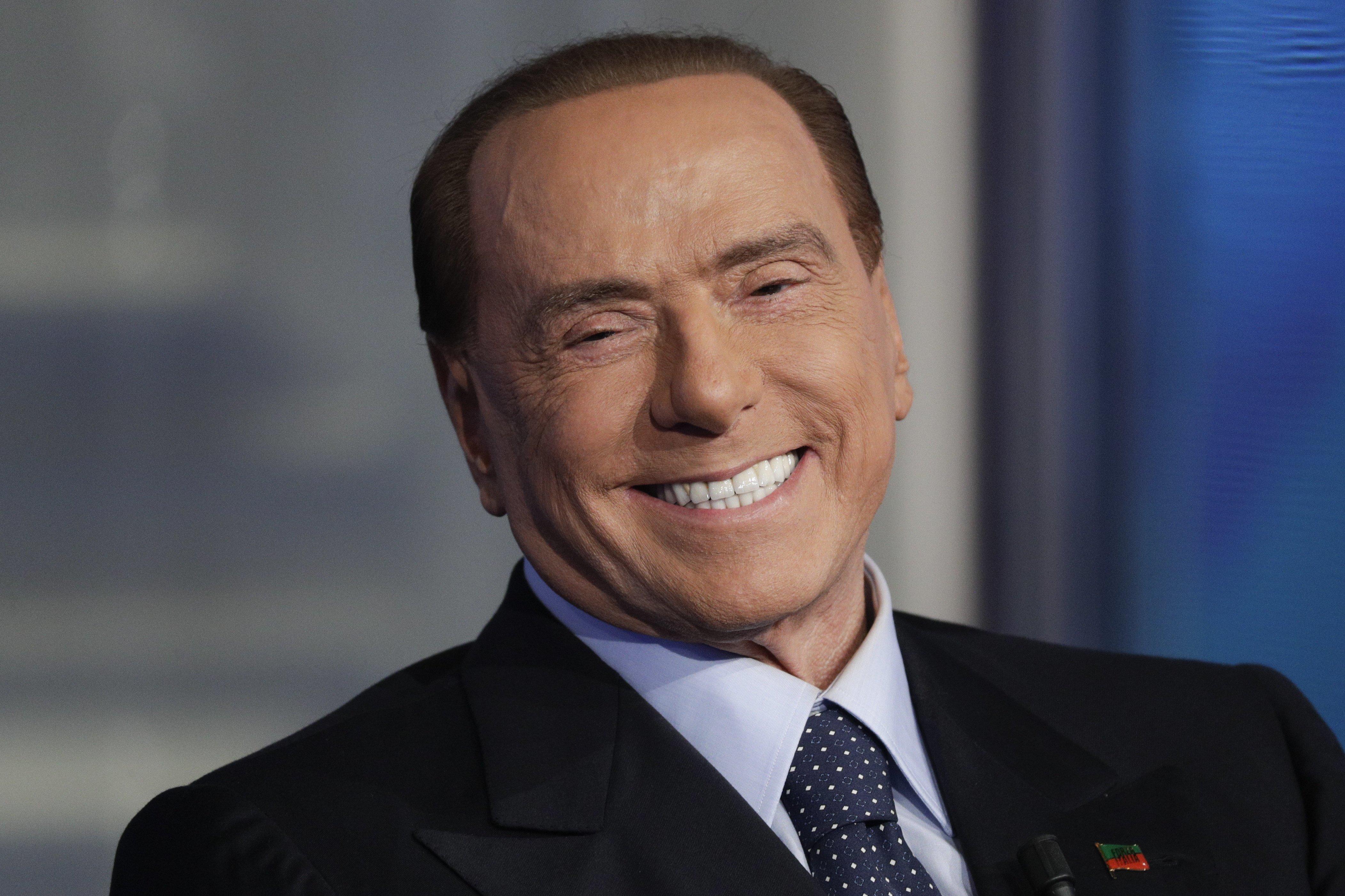 Comunali: Berlusconi a Viterbo venerdì alle 12