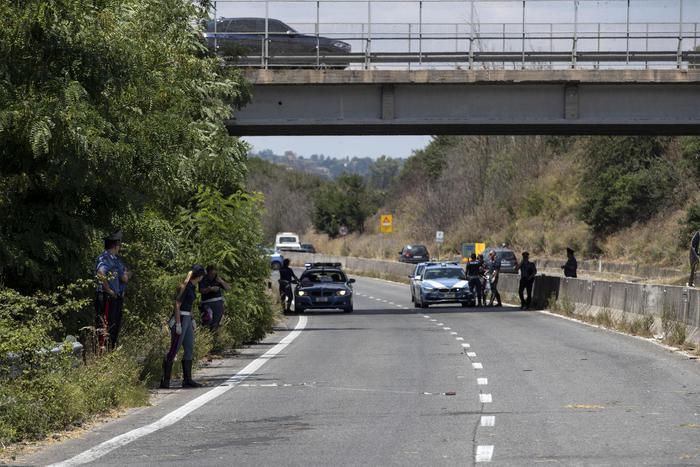 Incidente Cassia Bis: il mistero dell'amazzone suicida Consuelo Palmerini, gettatasi ieri dal cavalcavia