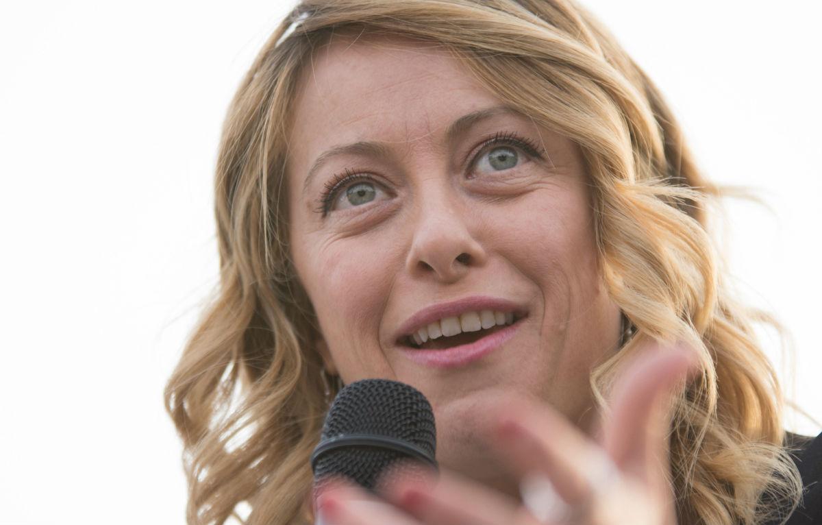 Comunali: Giorgia Meloni giovedì 7 giugno a Piazza delle Erbe