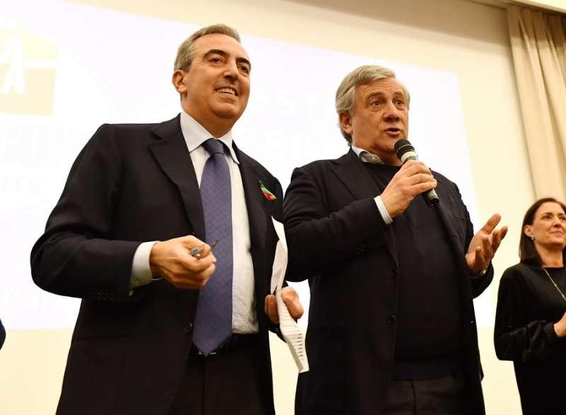 Comunali – 10 al ballottaggio: Forza Italia schiera l'artiglieria pesante, Tajani e Gasparri in città nel week end