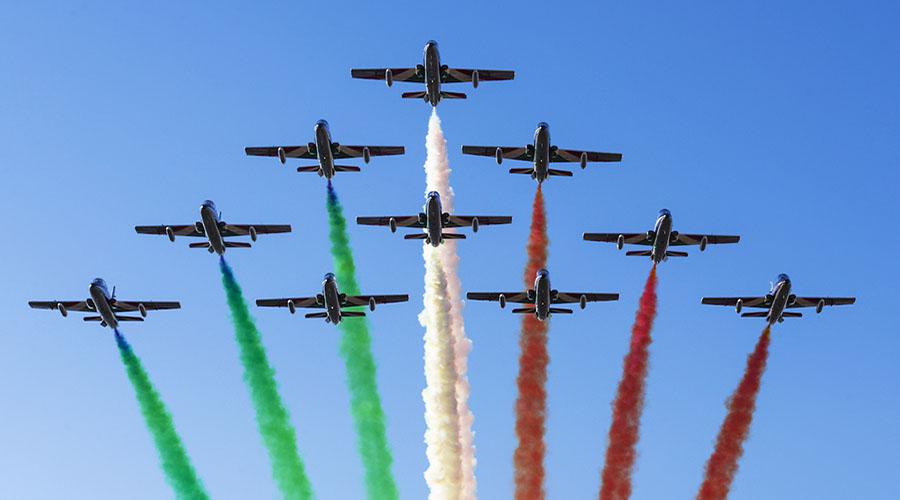 Montefiascone, Air show, on line il sito internet dedicato alla manifestazione