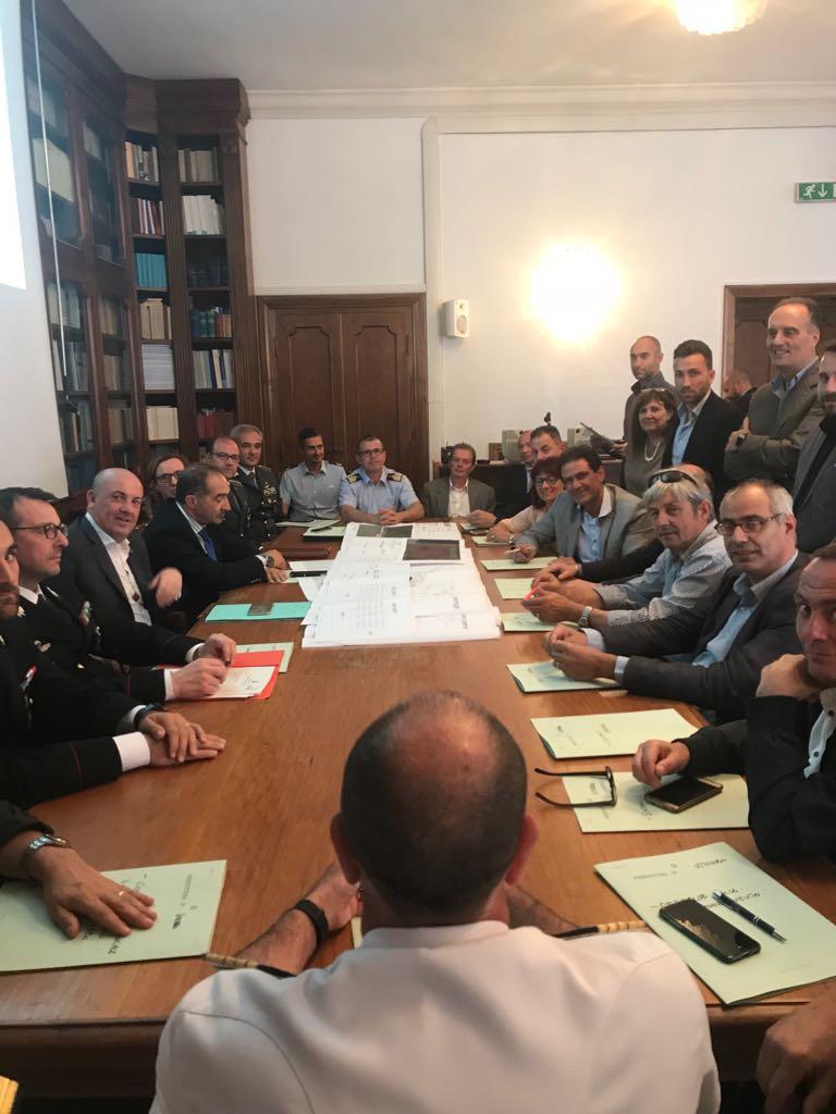 """Montefiascone, """"Air Show Lago di Bolsena"""", proseguono gli incontri tecnici"""