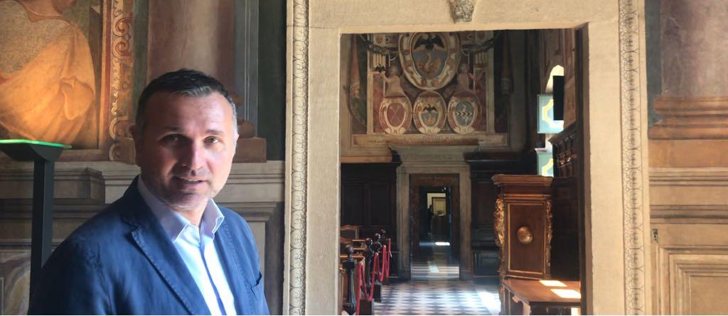 """Nomine giunta Arena: le  5 domande di cittapaese.it a Gianmaria Santucci (perchè il """"civismo"""" è una cosa seria…)"""