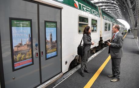 Ferrovie: Trenord, passeggeri cresciuti 1,8%, weekend +9%