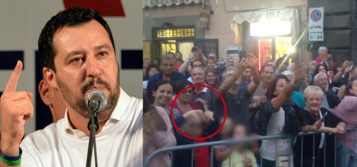 Santa Rosa, festa popolare e politica: a Viterbo solo un bambino con un gesto si oppose a Salvini, il Pd ripartirà da lui?