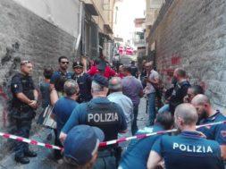 ++ Esplosione in abitazione a Napoli, un morto e 2 feriti ++