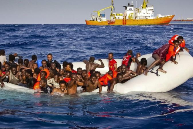Migranti: aumentano i morti e i dispersi in mare