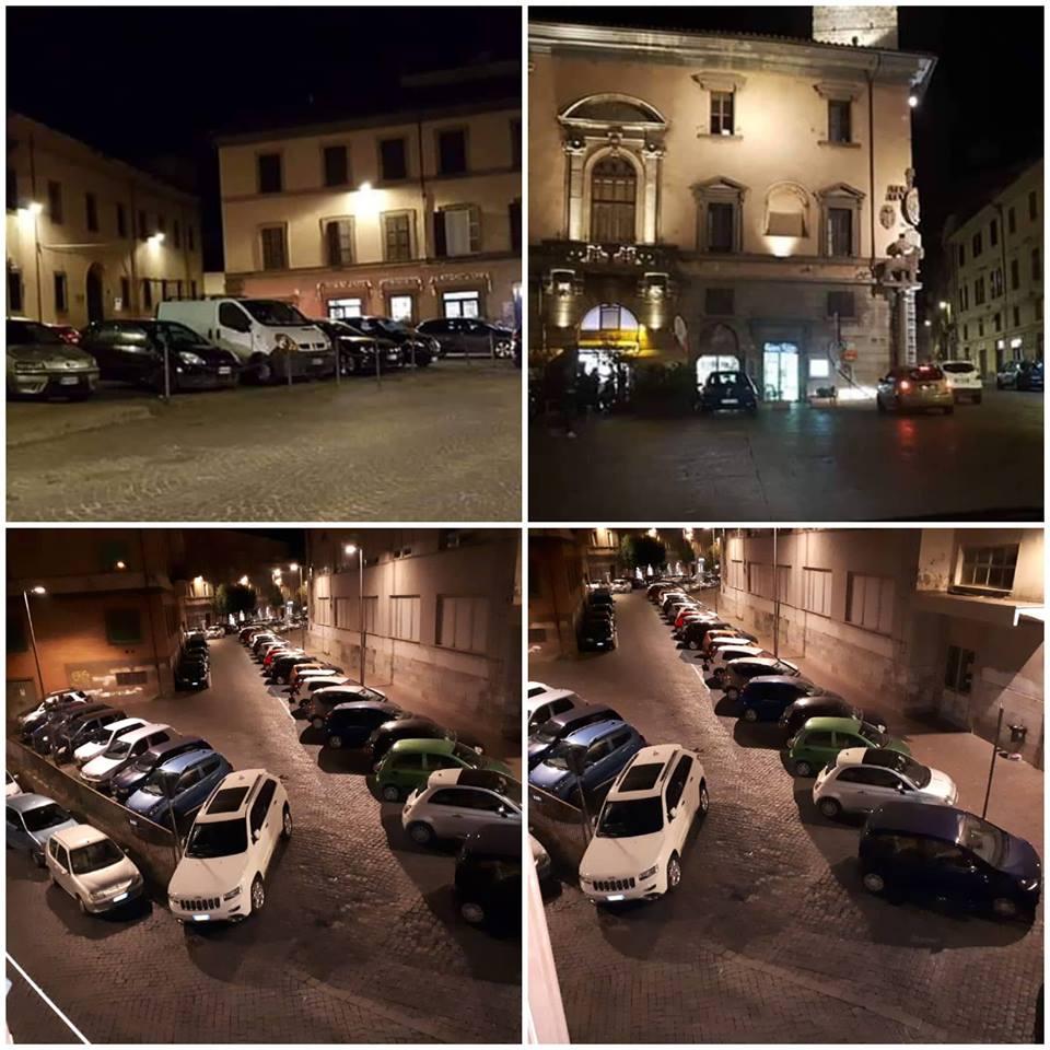 Viterbo, il centro storico affonda sempre più tra urla, schiamazzi e parcheggio selvaggio, l'emergenza è assoluta
