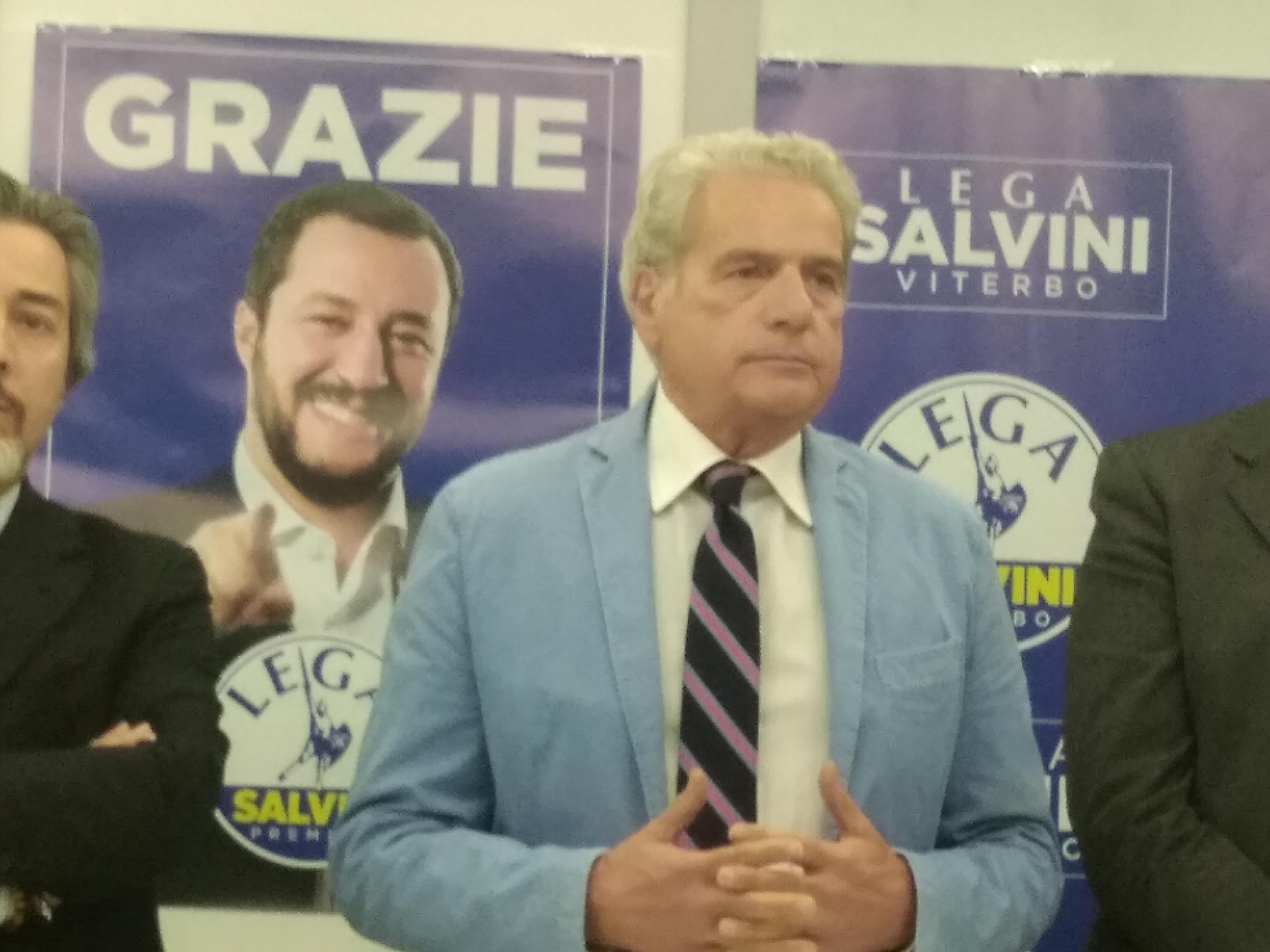 Viterbo, Comune: la crisi di prospettive della Giunta Arena e il ruolo della Lega
