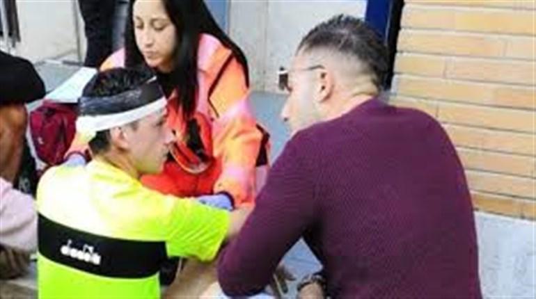 Arbitro viterbese colpito alla testa da un calciatore, campionato di calcio provinciale in terza categoria a rischio azzeramento
