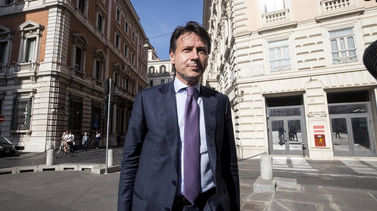 La politica nazionale: le lacrime di coccodrillo di Pd e Forza Italia e l'attacco immotivato e furibondo   al governo Conte