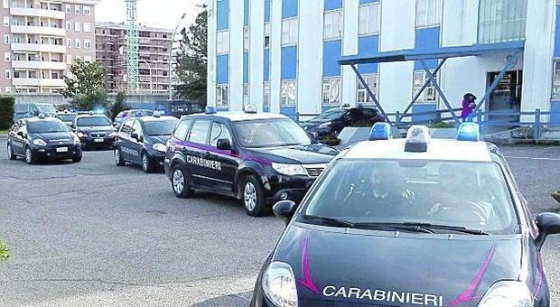 carabinierindrangheta