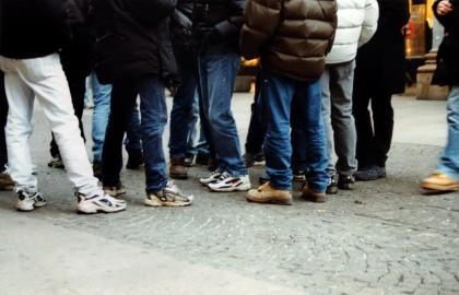 """Viterbo violenta: 15 enne aggredito e picchiato da un """"branco"""" di 5-6 ragazzi in Via Cardinale La Fontaine, centro storico sempre più a rischio"""