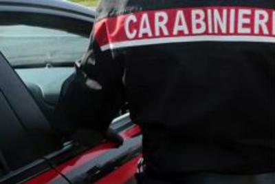 Orte, arrestati due spacciatori, avevano mezzo chilo di hashish in auto, sequestrato