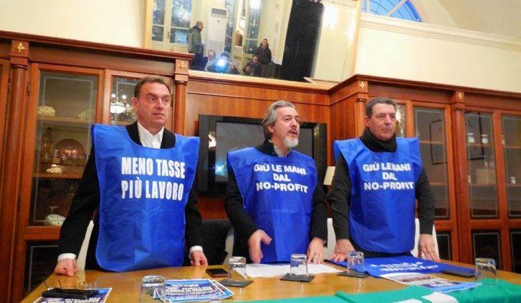 Viterbo, Forza Italia, il partito che c'è (?) ma non si vede