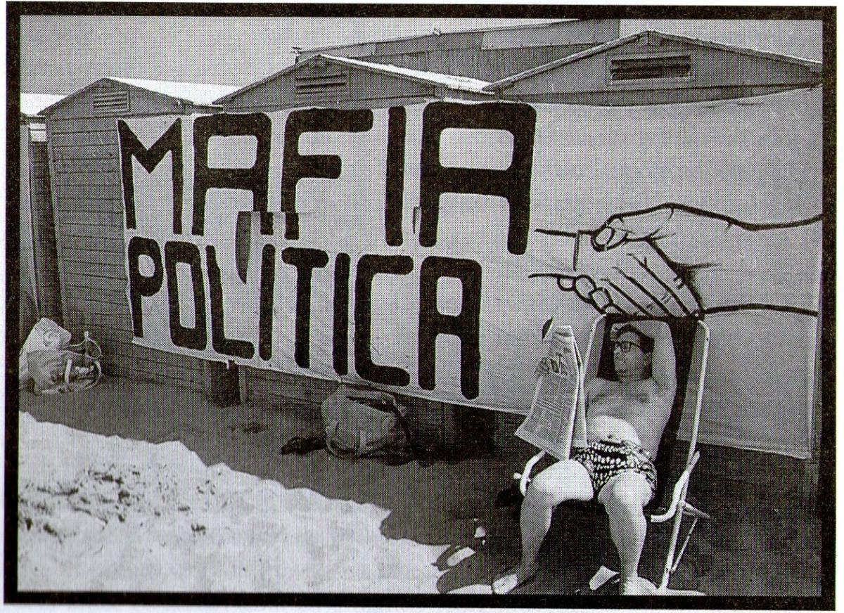 """Viterbo, mafia criminale, mafia politica, tante le similitudini con i partiti che diventano """"clan"""""""