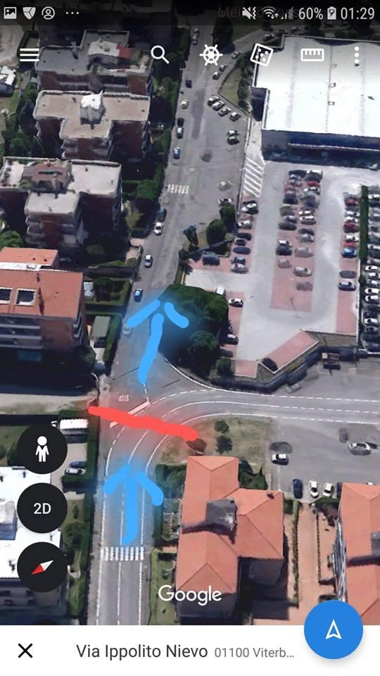 Viterbo, 4 forti esplosioni a tarda sera a Via dei Monti Cimini, paura al Murialdo