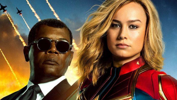 Cinema,  Captain Marvel al Lux dal 7 marzo