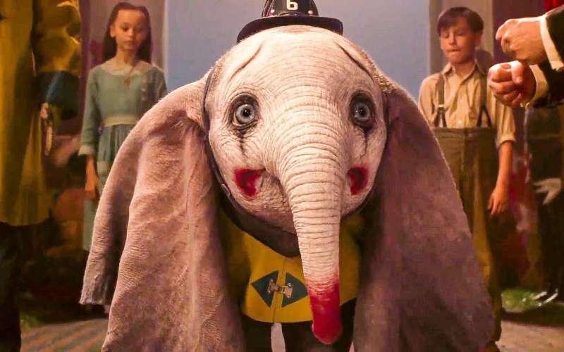 """Viterbo, Cinema: al Lux il """"Dumbo"""" di Tim Burton dal 28 marzo al 4 aprile"""
