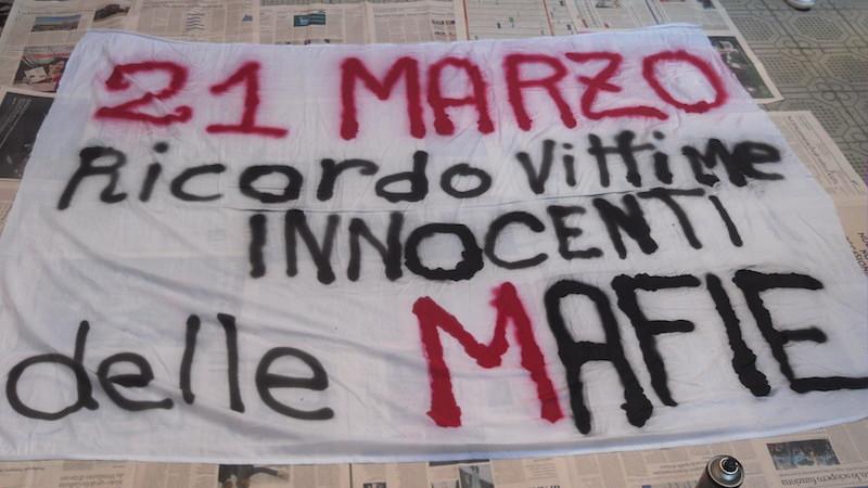 21 marzo, XXIV Giornata in ricordo delle vittime innocenti delle mafie, Lavoro e Beni Comuni, Anpi e Arci in piazza
