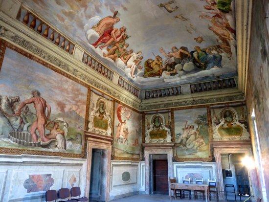 Musei, nel week end aperta Villa Giustiniani di Bassano Romano