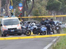 Carmine Ippoliti – colombo vigili incidente