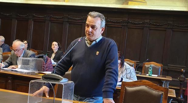 """Viterbo, le ultime parole famose: Galati, 14 febbraio 2018: """"Oggi faccio ritorno alla mia casa naturale ovvero Fratellid' Italia"""" (nel  maggio 2019 è passato alla Lega)"""