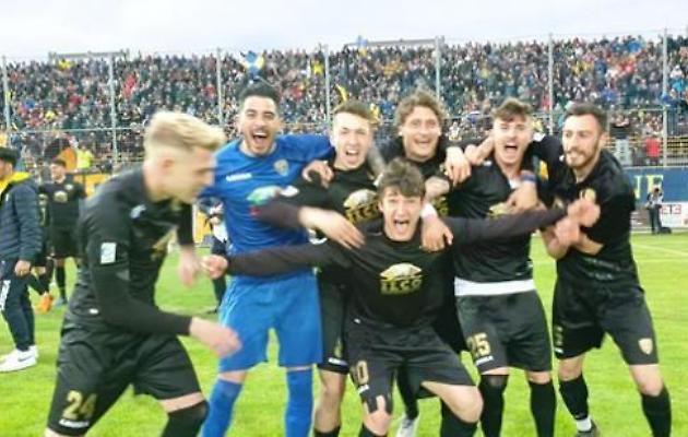 Viterbo, calcio: stasera la Viterbese tenta la rimonta con l'Arezzo, parte da uno 0-3 ma tutto è possibile quest'anno