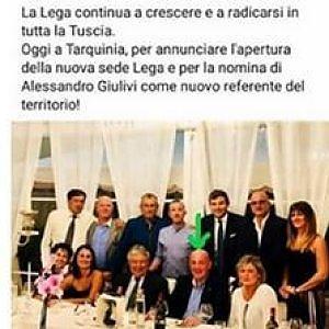 """Viterbo-Comune: del prefetto Bruno frequentatore di feste leghiste se ne occupa anche """"La Repubblica"""""""