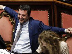 ++ Prescrizione:Salvini,tra qualche ore si chiude intesa ++