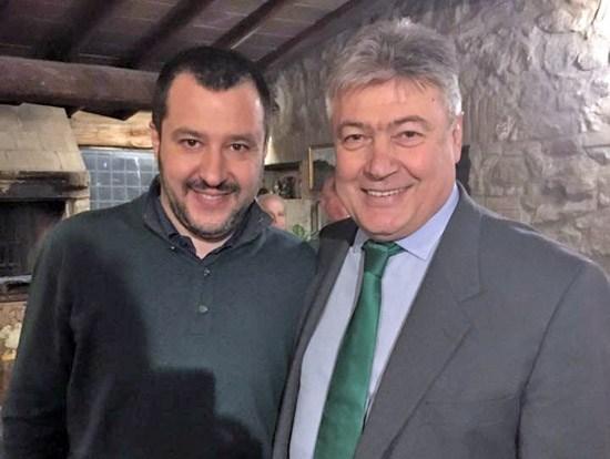 Viterbo-Comune, la nota: sempre più forte l'effetto Salvini sulla politica viterbese, occasione storica per Umberto Fusco di accettare la sfida del cambiamento e della modernizzazione del territorio