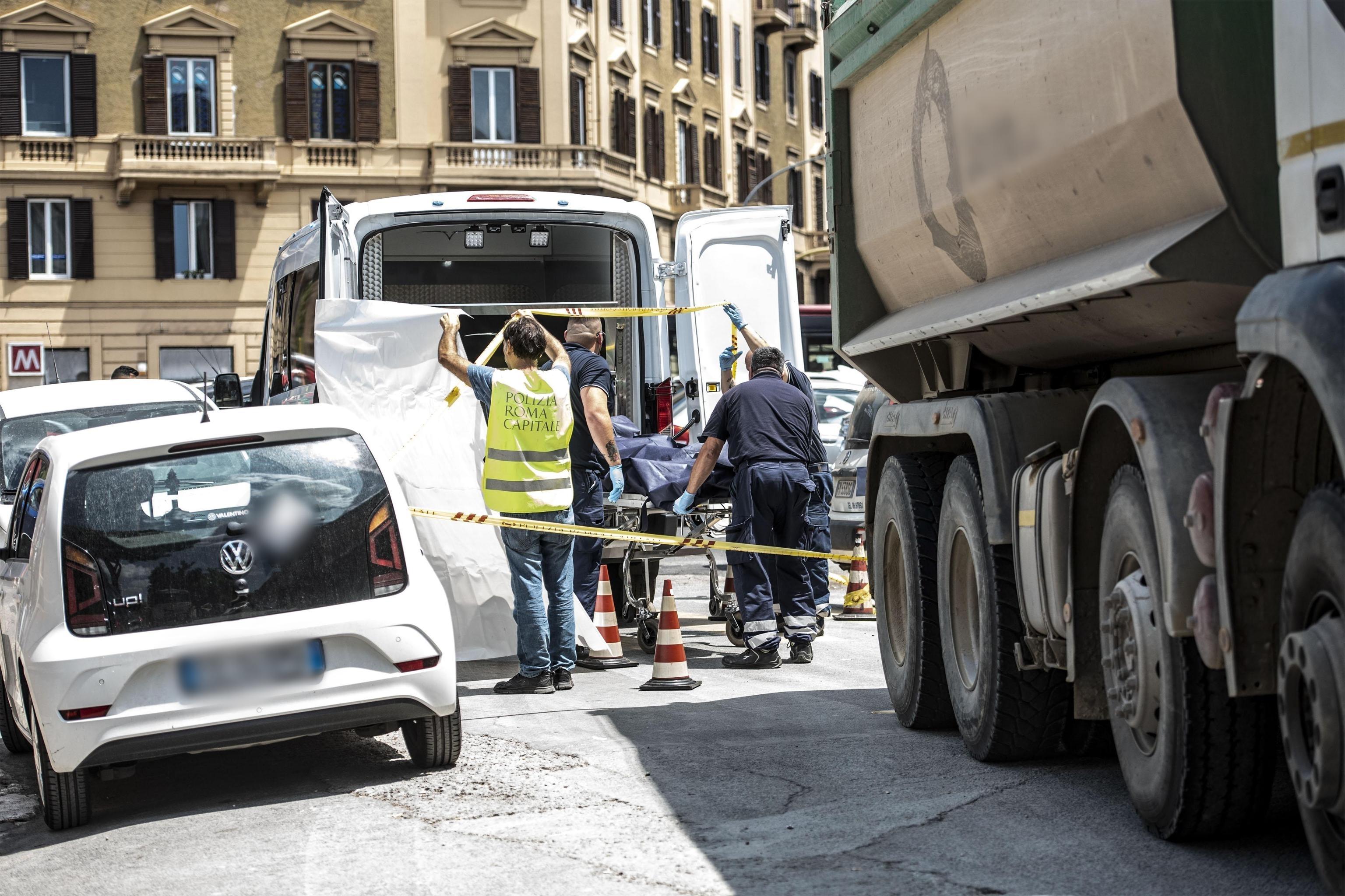 Roma, incidenti stradali mortali, 7 morti in 7 giorni