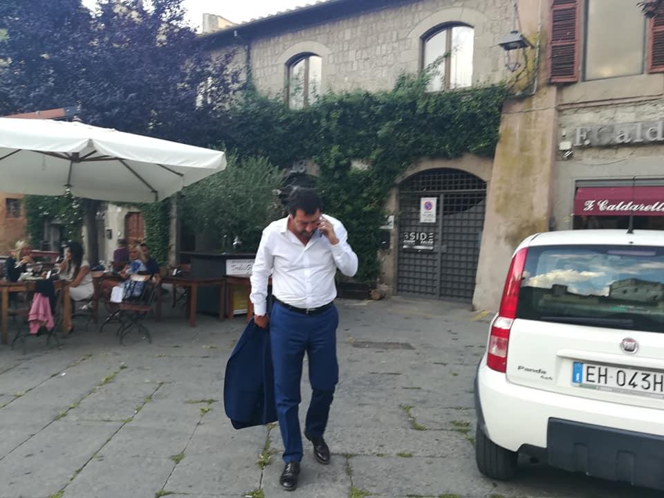 """Viterbo-Comune: lettera aperta a Salvini di militanti della Tuscia in disaccordo con la gestione locale del partito:""""Vogliamo poter dire la nostra, a Viterbo la Lega è una casta"""""""