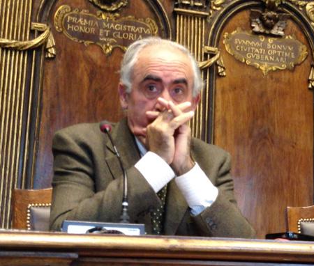 Viterbo-Consiglio Comunale: povero Pd viterbese in mano ad Alvaro Ricchi che gioca a fare l'ufficio stampa della Fondazione Caffeina, come è ridotto male…