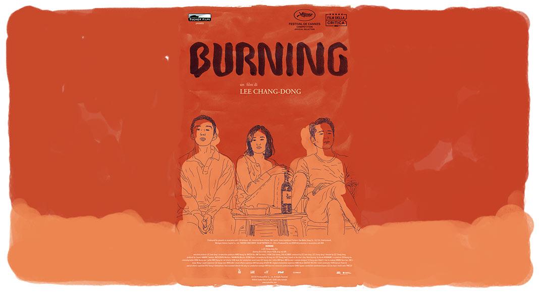 """Al cinema con cittapaese.it: """"Burning"""" di Lee Chang-Dong, tratto da un romanzo di Murakami"""